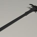3D Schwert - Blender Teil2
