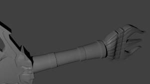 3D Schwert - Blender - Verzierung2