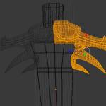Schwert in Blender - Teil1