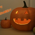 Blender 3D - Halloween Kürbis