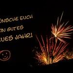 Neujahrs-Feuerwerk 2013
