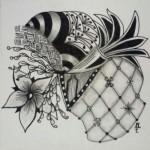 Zentangle / Doodle #05