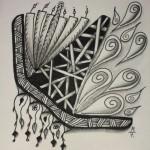 Zentangle / Doodle #06