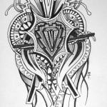Zentangle / Doodle #09