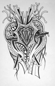 Doodle #9