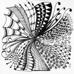 Zentangle / Doodle #10
