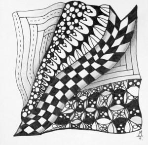 Zentangle / Doodle #11