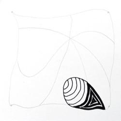 Doodle-Zentangle Anleitung - 05