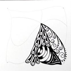 Doodle-Zentangle Anleitung - 07