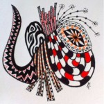 Zentangle / Doodle #15