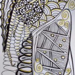 Zentangle / Doodle #13