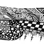 Doodle / Zentangle #19