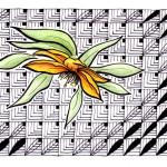 Doodle #32 - Blume