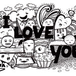 Doodle - I Love You
