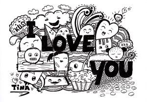Doodle - I Love You