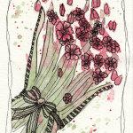 Doodle Diva Challenge #190 Blumen