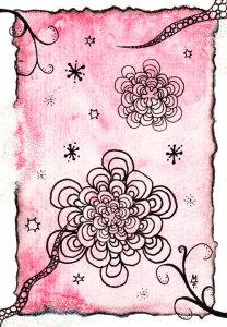 Doodle Diva Challenge #190