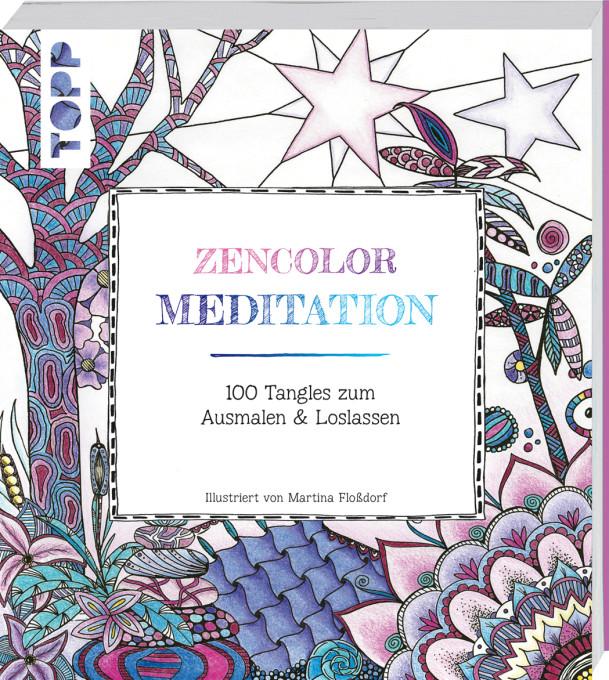 Cover Zencolor - Meditation