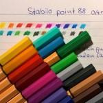 Stabilo Point Stifte