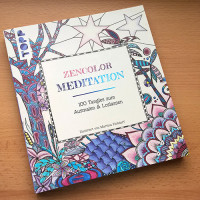 "Cover ""Zencolor – Meditation"""