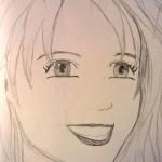 Skizzenbuch: Manga Gesicht