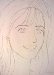 Skizzenbuch: Manga Gesicht 2