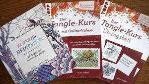 Bücher für die Verlosung