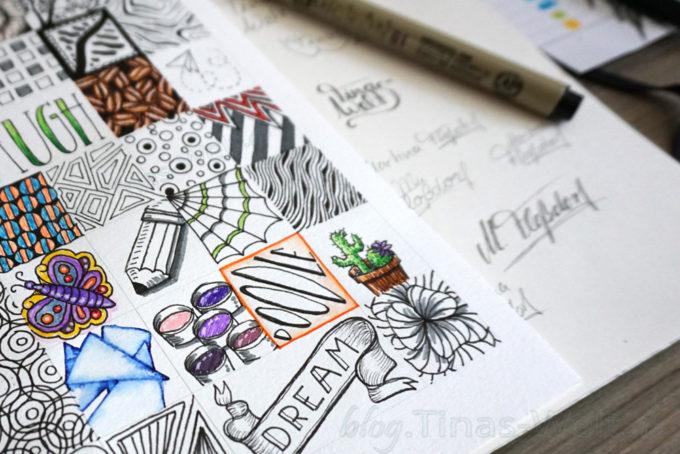 Kalender Doodles Juni 2016