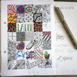 Kalender Doodles Juni 2016 Übersicht