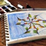 Koh-I-Noor Magic Spinnennetz-Muster