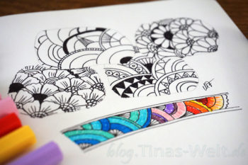 Mein Lieblings Muster / Tangle