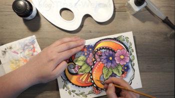 Muster-zeichnen-Acryl-Ink_Tinas-Welt