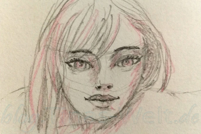 Quick Sketch #5 - Portrait