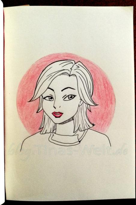 Quick Sketch #9 - Portrait im Manga