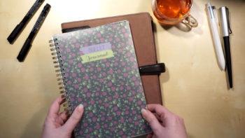 Bullet Journal - Filofax Umstieg
