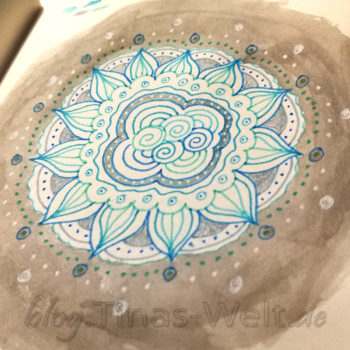 Quick Sketch #17 - Mini Mandala
