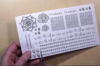 Sticker-ausschneiden_Tinas-Welt