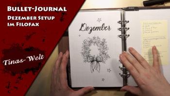 Bullet-Journal Dezember Setup