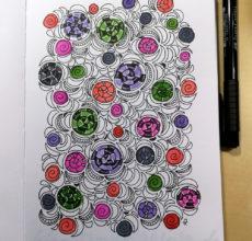 Doodle: Diva Challenge #305 – Molygon / Marasu von Tina