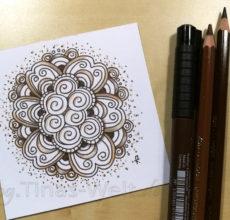 Doodle: Diva Challenge #307 – Zingo