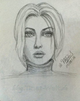 Quick Sketch #24 - Portrait
