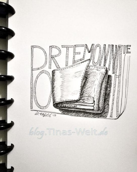 Quick Sketch #25 - Portemonnaie