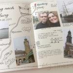 Travel Journal: Ausflug nach Hamburg