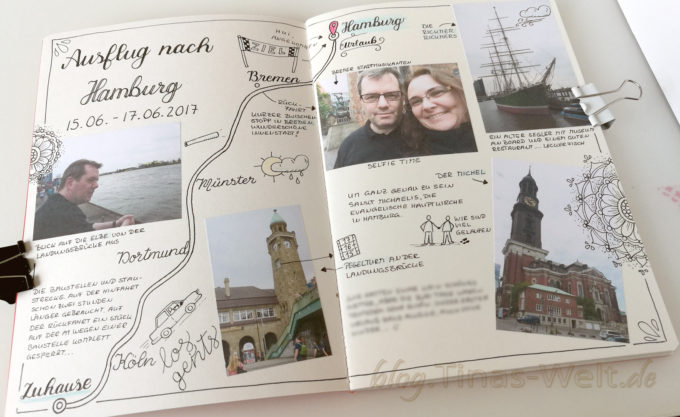 Travel Journal: Ausflug nach Hamburg