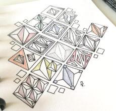 Muster Variationen – DivaChallenge #329