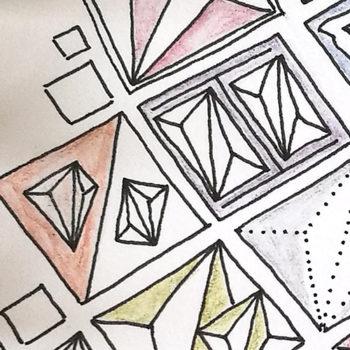 Muster DivaChallenge #329 - Form verändern