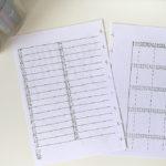 September Monatsuebersicht und -Tracker
