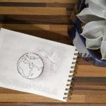 09 Inktober - unsere Erde und Frieden