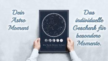 Bild eines Astromoment Posters - Werbebild